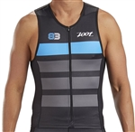 Zoot Men's LTD Tri Full Zip Tank, Z1806011