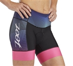 "Zoot Women's Ultra Tri 6"" Short, Z1806020"