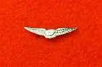 Full Size Queen`s Commendation For Bravery In The Air QCBA Emblem