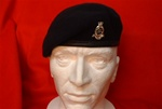 Military Berets RHA Beret + Metal Beret Badge Royal Horse Artillery Silk Lined Leather Banded Beret