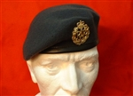 Royal Air Force Beret With OR'S Metal Cap Badge
