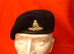 Royal Artillery Beret & OR`S Beret Badge ( RA Beret Bi-Metal Badge )