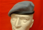 Army Air Corps Leather Banded Silk Lined Beret ( AAC Military Beret )