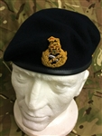Staff Officers Beret  Navy General LT General Major Beret + Badge