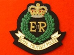 Royal Military Police Corps Blazer Badge