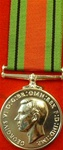 Defence Medal WW II