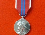 Replacement Full Size Coronation 1953 Medal