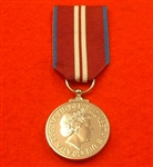 Full Size Queens Diamond Jubilee Medal MOD Licensed Diamond Jubilee Medal DJ