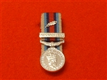 Court Mounted OSM Afghanistan Miniature medal + Mentioned in Dispatches Oak Leaf OP Herrick + MID Oak Leaf