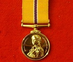 Commemorative Golden Jubilee Miniature Medal