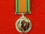 World War 2 Defence Miniature Medal