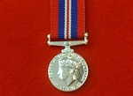 World War 2 1939-1945 War Miniature Medal