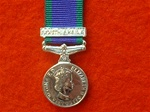 South Arabia Campaign Service Miniature Medal