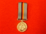 Miniature British Forces In Germany Commemorative Medal ( BFG Commemorative Medal )