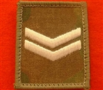 CPL MTP UBACS Combat Rank Patch Multicam Corporal UBACS Badge CPL Ivory