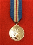 Queens Gallantry Miniature Medal