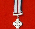 Conspicuous Gallantry Cross Miniature medal
