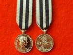 Queen`s Police Miniature Medal