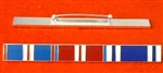 Enamel Queens Golden & Diamond Jubilee Police Long Service Medal Ribbon Bar Pin Type