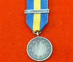 European Althea Miniature Medal