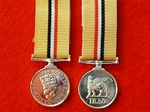 OP/Telic Iraq Gulf War 2 Miniature medal