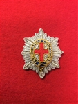 Coldstream Guards Officers Bullion Beret Badge.