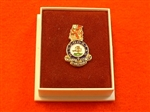 Quality The Duke of Wellington Regiment Enamelled Lapel Badge ( West Riding RGT DWR )