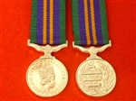 Miniature New Accumulated Campaign Service Medal ACSM Miniature Medal.