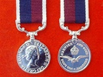 RAF Long Service & Good Conduct Miniature medal