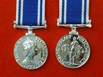 Police Force Long Service Miniature Medal ER 11