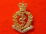 Royal Army Medical Corps Anodized Cap Badge ( RAMC ) Anodised Cap Badge.