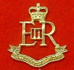 Military Provost Staff Corps Badge