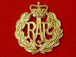 RAF ER 11 Side hat Badge
