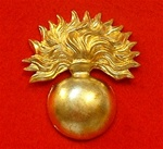 Grenadier Guards Cap Badge ( GG Beret Badge )