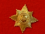Irish Guards Cap Badge ( IG Beret Badge )