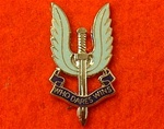 Special Air Service Lapel Badge ( SAS Badge )