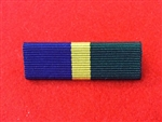 Territorial Decoration Long Service Medal Ribbon Bar Sew Type