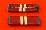 Queens Diamond Jubilee Medal Ribbon Sew Type Bar