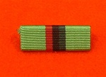 Royal Ulster Constabulary Medal Ribbon Bar Pin RUC PRE 2001