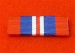 WW 11 39-45 War Medal Ribbon Bar Sew