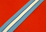 Full Size United Nations Cyprus Medal Ribbon UN Cyprus
