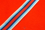 Full Size Afghanistan Operational Service Medal Ribbon
