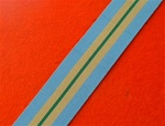 Full Size United Nations Eritrea & Ethiopia Medal Ribbon
