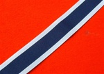 Full Size Navy Long Service & Good Conduct Medal Ribbon