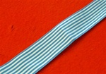"8"" Full Size Korea United Nations Medal Ribbon ( UN Korea Ribbon )"