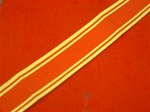 Fire Brigade Long Service & Good Conduct Medal Ribbon