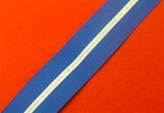 Full Size NATO Non Article 5 Pan Balkans Medal Ribbon