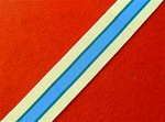 Full Size United Nations Somalia Medal Ribbon