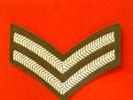 CPL Chevrons ( Old Style Number 2 Dress Corporal Stripes )