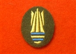 EOD Bomb Disposal Trade Badge Royal Engineers